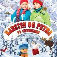 Karsten og Petra på vinterferie plakat