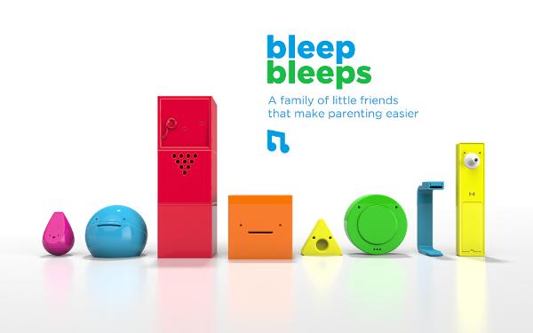 Hele produktfamilien © BleepBleeps