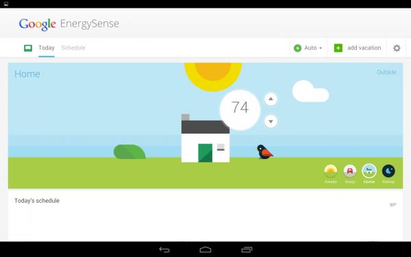 Google EnergySense 1